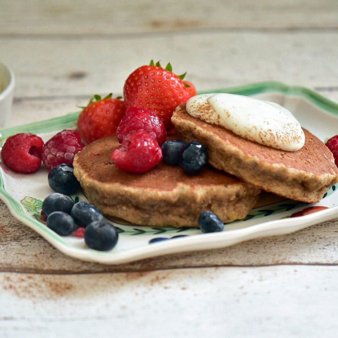 bananaalmond pancakes 1 (1 of 1)