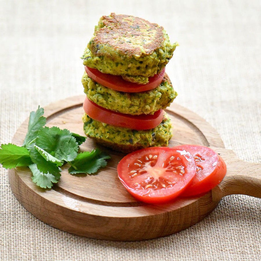 pea fritters (1 of 1)-2